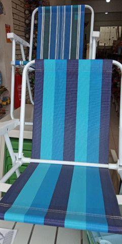 Cadeira de praia e piscina - Foto 2