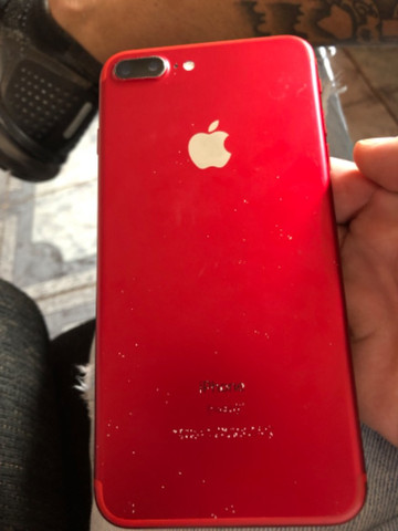IPhone 7 Plus red 128 - Foto 3