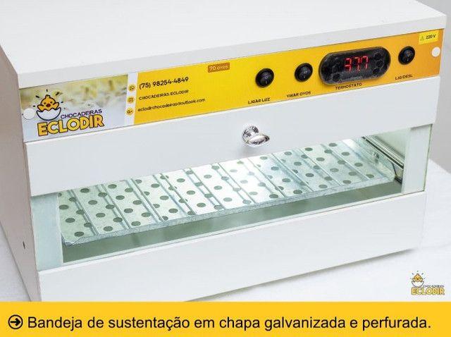 Chocadeiras Eclodir - Foto 6