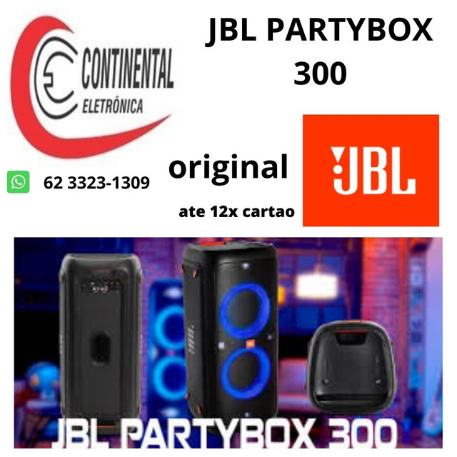 Partybox 300