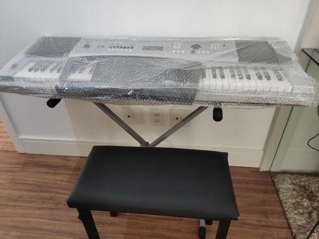 Piano Yamaha DGX 230 NOVO - Foto 4