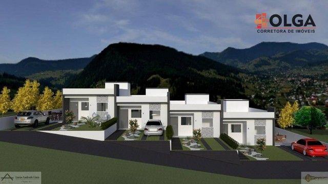 Casa no Jardim Petrópolis com 2 dormitórios à venda, 62 m² por R$ 170.000 - Gravatá/PE