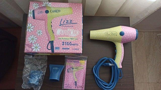 Secador de cabelo linha professional 2100watts - Foto 2