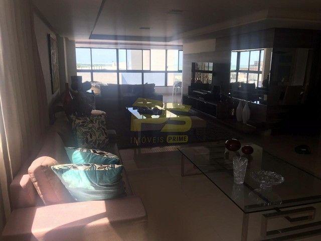 Apartamento à venda com 4 dormitórios em Cabo branco, João pessoa cod:psp556 - Foto 14