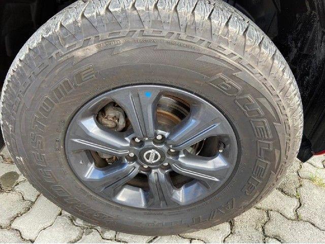 Nissan Frontier 2.3 16V TURBO DIESEL ATTACK CD 4X4 AUTOMÁTICO - Foto 10