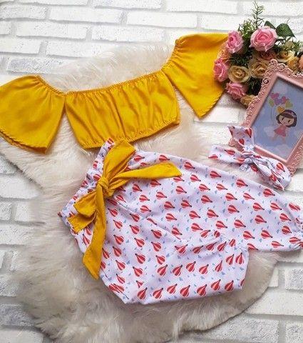 Conjunto blogueirinha - Foto 2