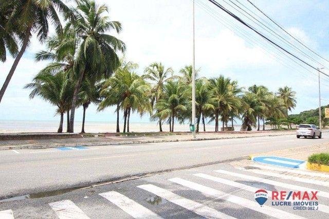 Apartamento com 1 dormitório à venda, 66 m² por R$ 310.000,00 - Cabo Branco - João Pessoa/ - Foto 2