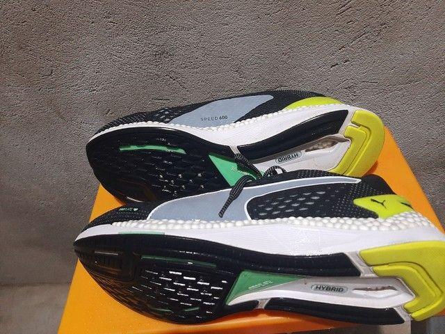 Tenis puma speed 600 n°42 usado 2 vezes  - Foto 3