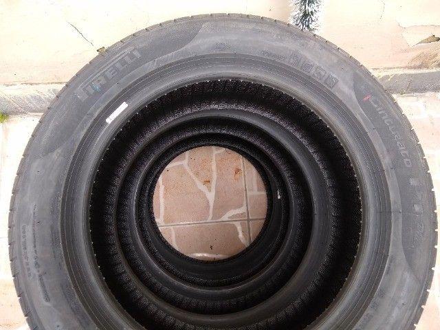 Pneu 195/55 R15 Pirelli Cinturato P1 Plus 85V Novo, original garantia - Foto 5