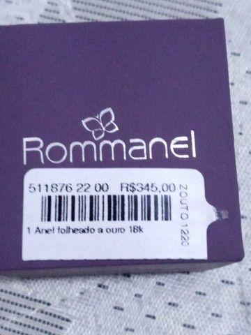 Aliança Rommanel  - Foto 2