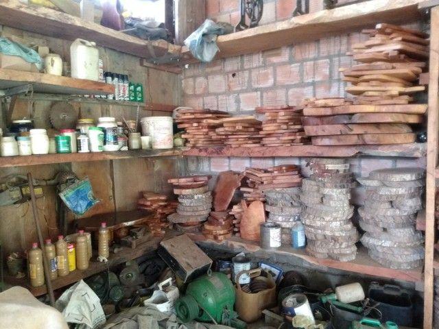 Móveis  e peças para sua casa rústicos em madeira de jaqueira - Foto 5