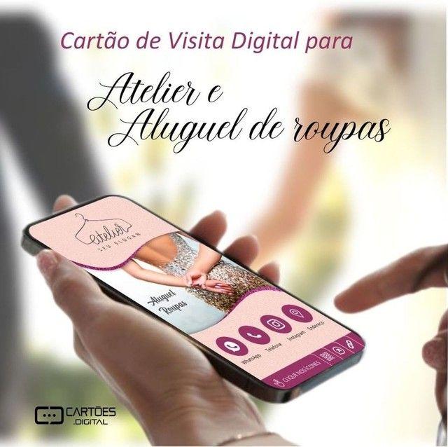 Celular Cartão de Visita Digital - Foto 6