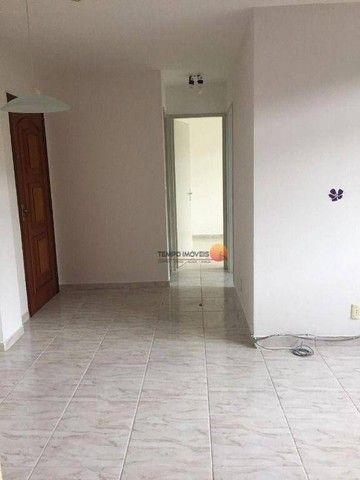Apartamento com 2 dormitórios para alugar, 60 m² por R$ 800,00/mês - Fonseca - Niterói/RJ - Foto 3