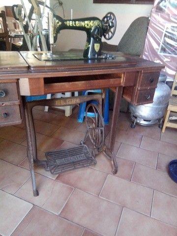 Máquina de costura Elgin - Foto 4