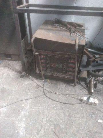 Solda elétrica trifasica - Foto 2