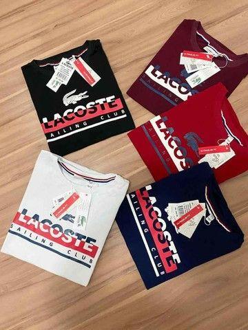 Camisas malhas Peruanas! - Foto 4