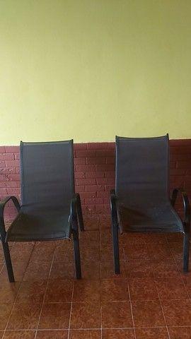 Cadeiras a venda - Foto 2