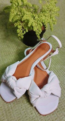 Sandália rasteira  - Foto 6