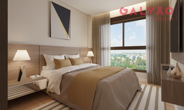 Apartamento à venda com 2 dormitórios em Bacacheri, Curitiba cod:41776 - Foto 10