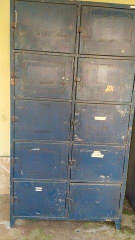 Amários, bancadas e ferraments para oficina mecânica - Foto 5