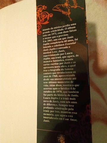 Com amor, Janis Joplin - Laura Joplin - Foto 6
