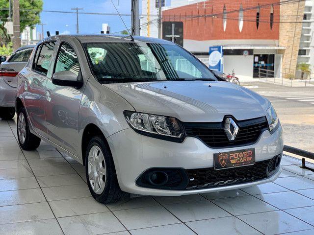 Renault sandero autentique 1.0 3cc 2020 completo