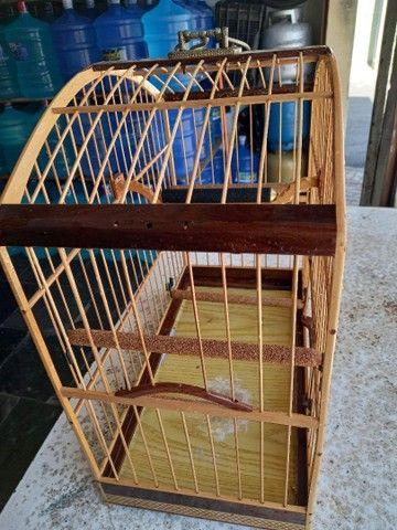 Gaiola de trinca ferro - Foto 4