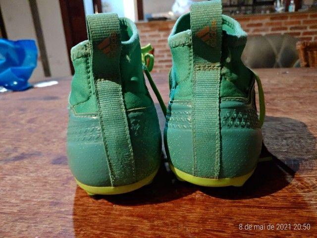 Chuteira Botinha Adidas Ace 17.3  FG  - Foto 4