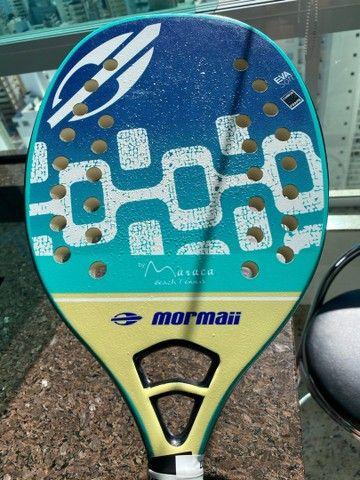 Raquete Beach Tennis MORMAII - Foto 3