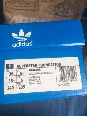 Vendo tênis da adidas original !!! - Foto 6