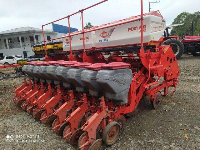 Plantadeira 9 linhas khun PDM PG900  2011 - Foto 3