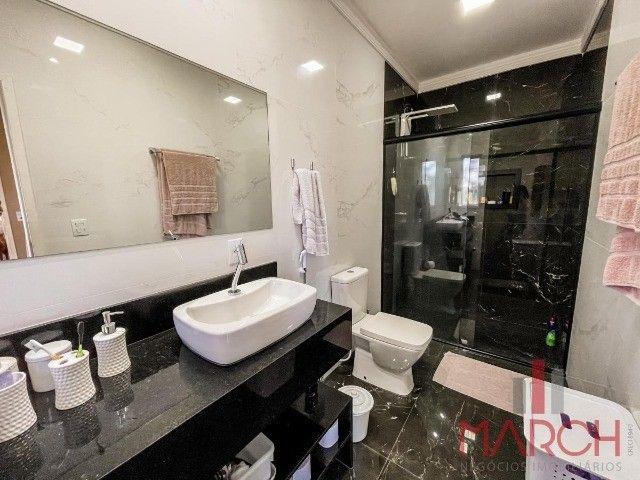 Vendo casa mobiliada, 3 quartos, em condomínio fechado, no Altiplano - Foto 8