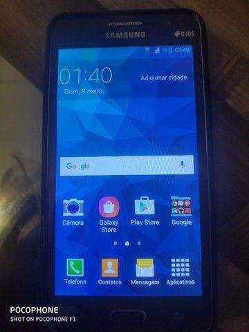 Celular Smartphone Gran Duos , Sem nenhum risco na tela estado de Novo.Venda 200,00 - Foto 3