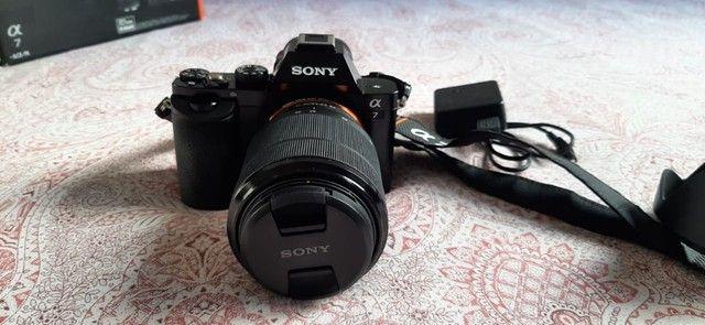 Sony Alpha 7 mirrorless - Foto 4