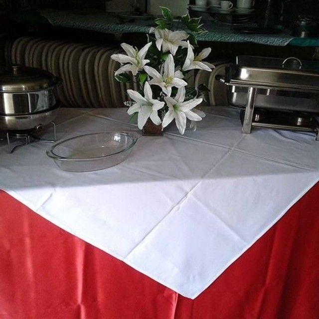 Aluguel mesa da Família c/08 lugares= 130,00 - Foto 4