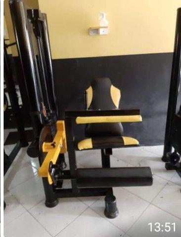 Promoção em equipamentos novos da mcpmetalfitness