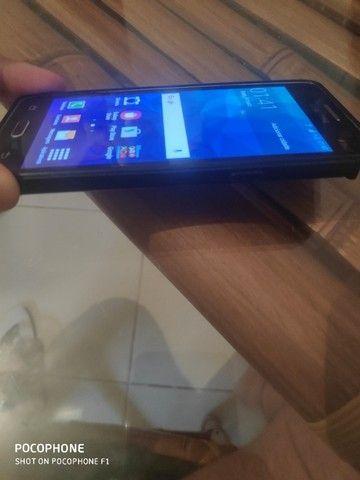 Celular Smartphone Gran Duos , Sem nenhum risco na tela estado de Novo.Venda 200,00 - Foto 4
