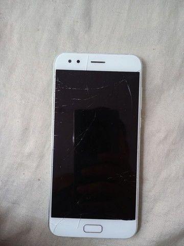 V/T Asus ZenFone 4 com defeito