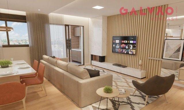Apartamento à venda com 2 dormitórios em Bacacheri, Curitiba cod:41776 - Foto 6