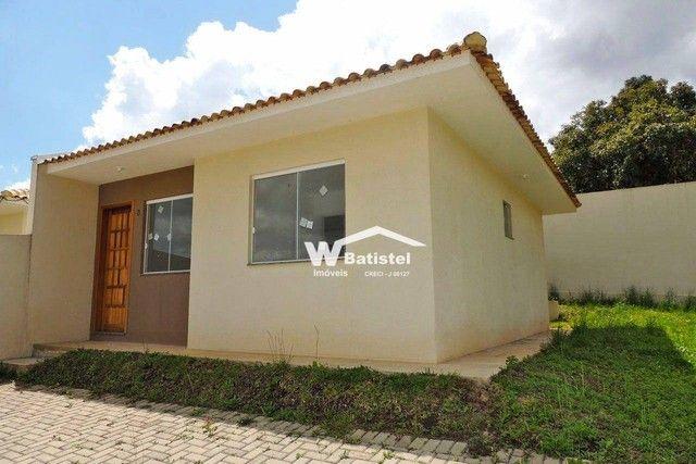 Casa com 2 dormitórios à venda, 45 m² por R$ 179.000 - Rua do Cedro N°616 Parque do Embu - - Foto 2
