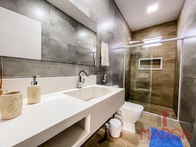 Vendo casa mobiliada, 3 quartos, em condomínio fechado, no Altiplano - Foto 5