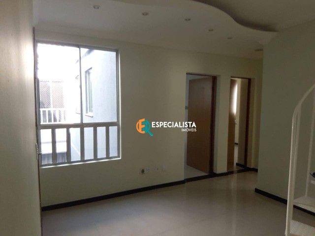 Cobertura com 2 dormitórios à venda, 42 m² por R$ 185.000,00 - Asteca (São Benedito) - San - Foto 2