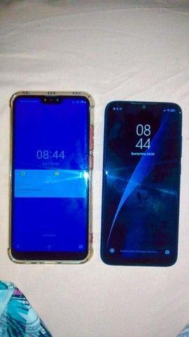 Celular  Xaomi Note 7 e Celular  Asus ZenFone Max Shot - Foto 3