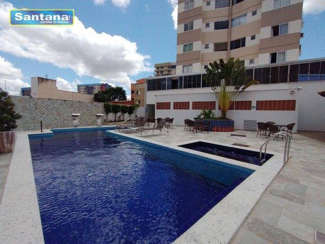 Apartamento com 3 dormitórios à venda, 85 m² por R$ 330.000,00 - Centro - Caldas Novas/GO