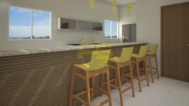 Apartamento à venda com 3 dormitórios em Cabo branco, João pessoa cod:PSP551 - Foto 16
