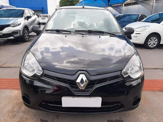Renault Clio 12-13 2P Flex 04 Pneus novos R$ 18.900 - Foto 2