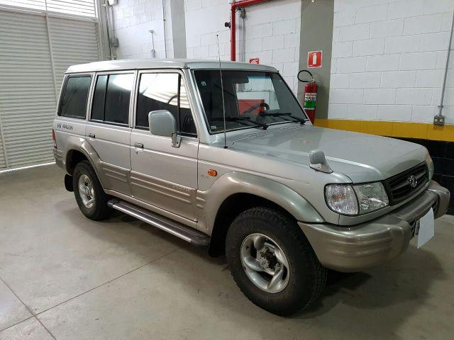 Hyundai galloper 1998 carros centro s o caetano do for Garage hyundai 78