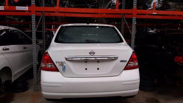 Peças usadas Nissan Tiida Sedan 2012 1.8 16v flex 126cv câmbio manual