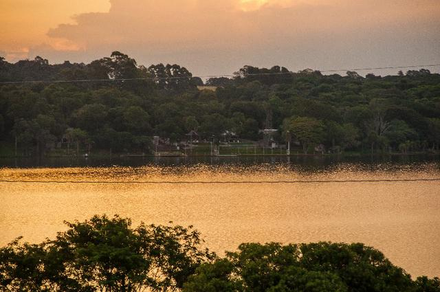 Casa no Lago! Terreno na Barragem de Ernestina é no Sunset Village - Foto 5