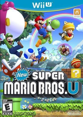 New Super Mário Bros. U